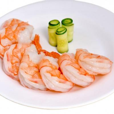 COOKED VANNAMEI SHRIMP